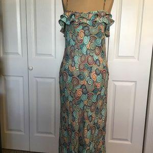 DVF SUMMER DRESS 100% Silk